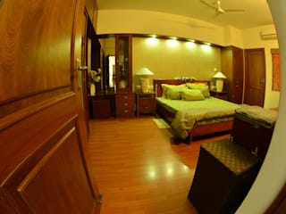 Creative Axis Interiors Pvt. Ltd.:   by Creative Axis Interiors Pvt. Ltd.