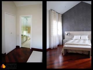 Chalet La Finca, Pozuelo de Alarcón Casas de estilo moderno de gesHAB Interiorismo Moderno
