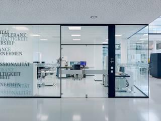 Labor- und Prüfräume:  Bürogebäude von ZENON CONCEPT GmbH