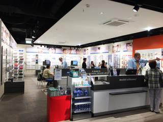 Apollo Store in München von Ansorg GmbH