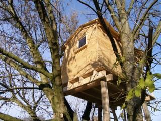 من Houtwerken - Spielgeräte 'Spielräume im traditionellen Holzbau'