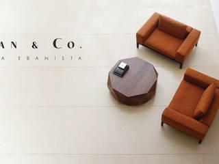 TALLADO EN MEXICO:  de estilo  por Eban & Co.