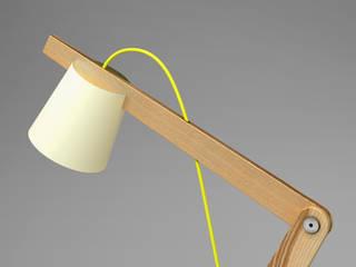 Lampe articulée par Antoine Monnet