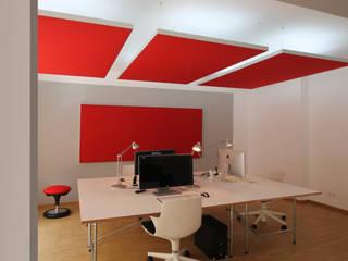Büroplanung Moderne Bürogebäude von eswerderaum Modern