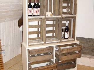 """""""Sign of Wine""""-Weinregal:   von Holz-Design Schlichter"""