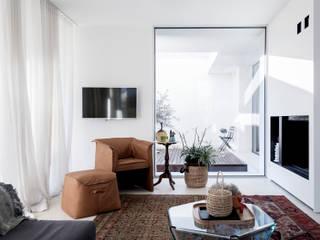 Private Residence Giopato & Coombes ห้องนั่งเล่น