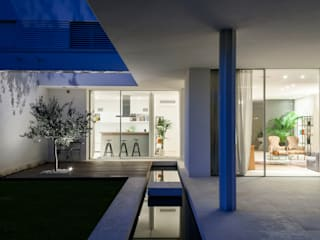 Private Residence Giopato & Coombes ระเบียง, นอกชาน