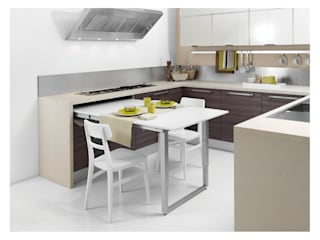 homify KitchenTables & chairs