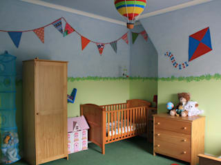 Playground style kids bedroom Girl About The House Nursery/kid's roomAccessories & decoration Multicolored