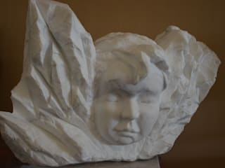 Putti:  de style  par Mancardi Sculpture