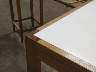 SOLID par Atelier Christophe Bret / Ebéniste Designer Moderne