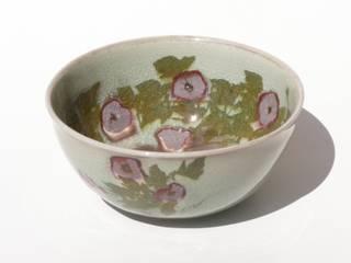 Bols en porcelaine:  de style  par Malika Chouieb