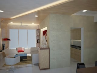 by Pankaj Mhatre Architects.