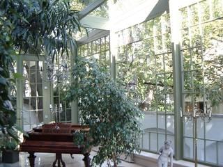 Wintergarten Gracja Klassischer Wintergarten Holz
