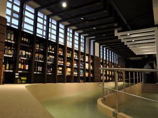 Espaces commerciaux modernes par Intra Arquitectos Moderne
