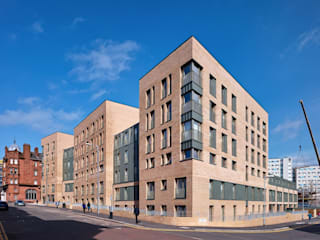 Argyle Street/ Shaftsbury Place:  Houses by Collective Architecture Ltd