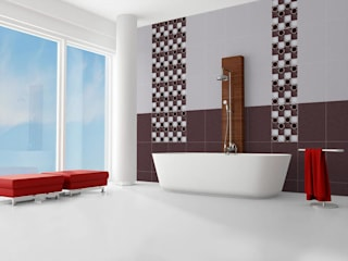 Digital Wall Tiles from India por TILES CARREAUX Moderno