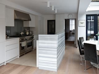 Elemental Modern kitchen by Mowlem&Co Modern