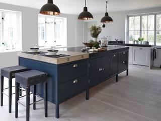 Heritage Mowlem&Co Cocinas de estilo moderno