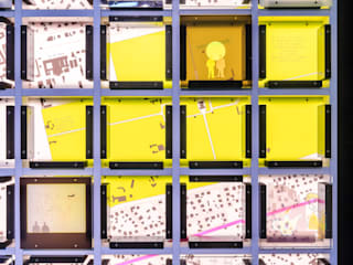 Gedächtniswand Detail 1:   von Archevolucio Lichtplanung