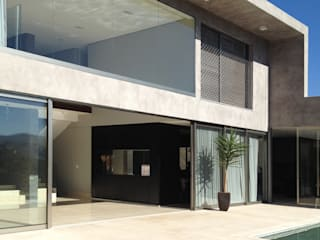 Residência FC: Casas  por Vasconcellos Maia Arquitetos Associados