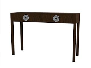 MICA Zen Console table:   by Mica Gallery Ltd