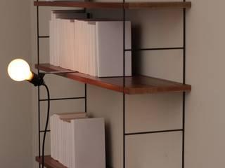 Skipper sliding shelf lamp par toshi Berlin Scandinave