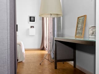 camera da letto:  in stile  di sanprogetto