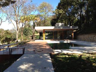 Residência AR: Casas  por Vasconcellos Maia Arquitetos Associados