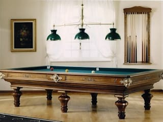 biliardo revolution:  in stile  di LONGONI BILLIARD & POOL SRL