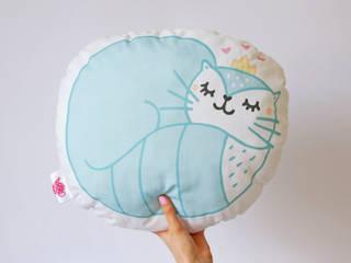 Le chat câlin:  de style  par Charlotte and the teapot
