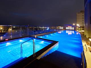 Lotte City Hotel Jeju โดย 나우동인건축사사무소 โมเดิร์น