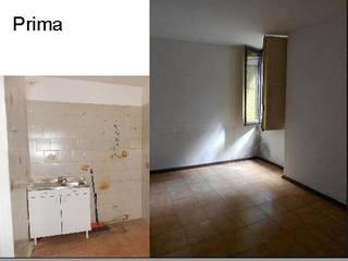 Home staging virtuale di ArchitetturaIN Moderno