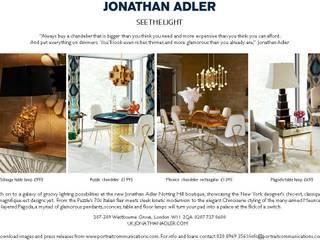 JONATHAN ADLER:   by Jonathan Adler