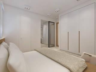 SL's RESIDENCE arctitudesign BedroomBeds & headboards