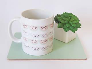 MUG - MOTIF PASTÈQUES:  de style tropical par Charlotte and the teapot, Tropical