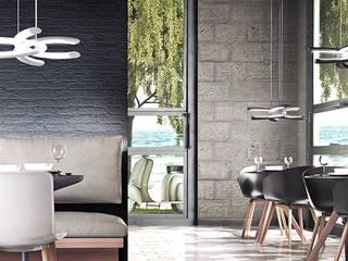 Lámpara KNOT de Santiago Sevillano Industrial Design Moderno