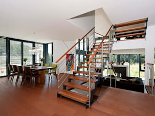 Projekty,   zaprojektowane przez Bau-Fritz GmbH & Co. KG,