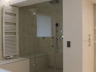 Badezimmer MS Moderne Badezimmer von Schreinerei & Innenarchitektur Bührer Modern
