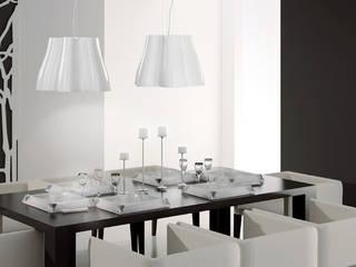 Lámpara MISS de Santiago Sevillano Industrial Design