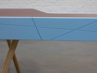 Schreibtisch: modern  von Alexander Munk,Modern