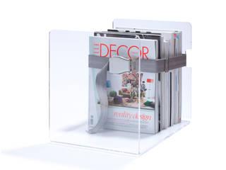 bendix magazine rack par toshi Berlin Scandinave
