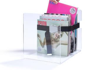 bendix magazine rack par toshi Berlin Industriel