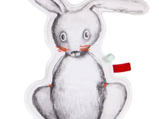 Doudou Martin le lapin par IKYOME