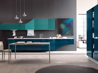 Alicante Modern kitchen by Matteo Beraldi Design Office Modern