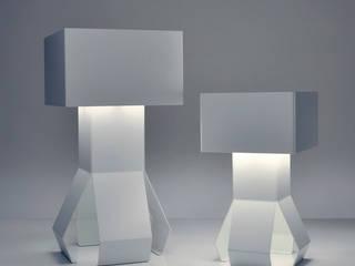"""Leuchtenserie """"Mascolino TL"""" und """"Mascolino T"""" - Tischleuchten:   von Bernd Unrecht lights GmbH"""