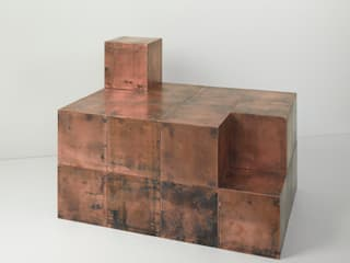 BOB System Copper cubes:   by Paul Kelley Ltd