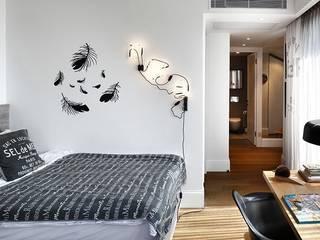Kids room Quartos modernos por Esra Kazmirci Mimarlik Moderno