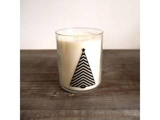 Natural Christmas Candle di KiiO Candles