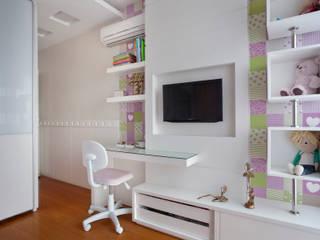 Leila Dionizios Arquitetura e Luminotécnica Dormitorios infantiles de estilo moderno